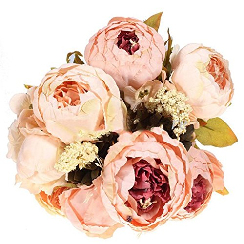Natural Home Schön Künstlich Blumen Pfingstrosen Kunstblumen