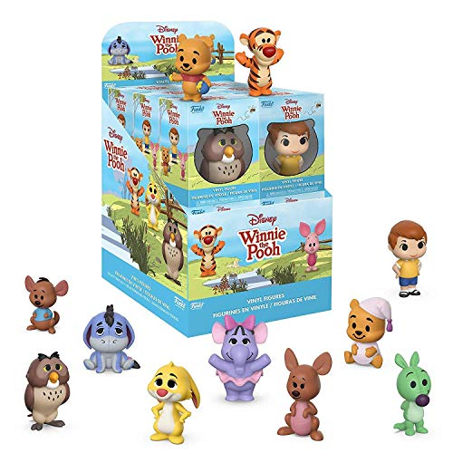 Figura Winnie The Pooh Full Set Mystery MINIS Funko Mistery Mini Disney Cinema 1