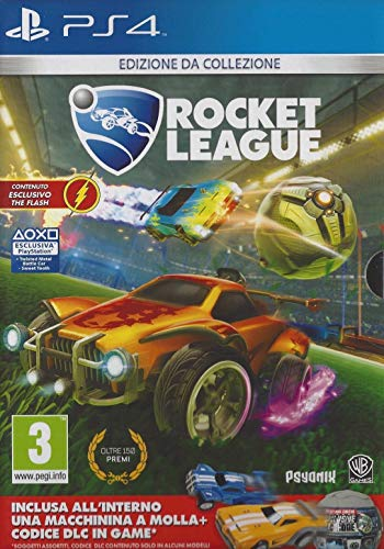 Rocket League Edizione da Collezione BUNDLE [PS4]
