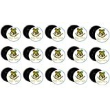 Jaz Deals Designer Harry Potter Print Round Shape Badges Set Of 15