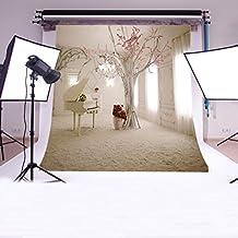 LOVE_BABY Personalizado telón de fondo Estudio Fotografía Proposición fondo de la foto 8x8ft/240x240cm SN151