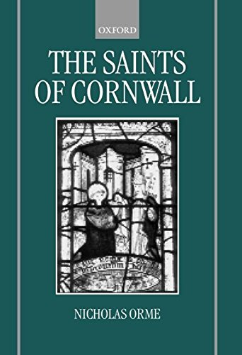 [(The Saints of Cornwall)] [By (author) Nicholas Orme] published on (March, 2000)