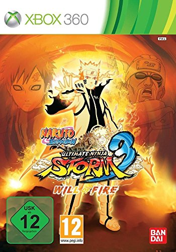 Naruto Shippuden: Ultimate Ninja Storm 3 - Will of Fire Edition (Naruto Shippuden Storm 3)