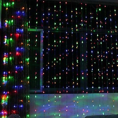 ZJ Stringa di LED luci-Natale e Halloween
