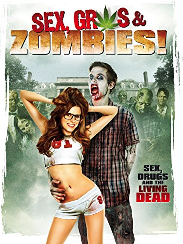 Sex, Gras und Zombies Cover