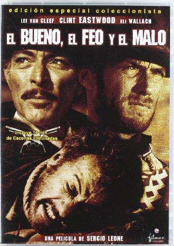 EL BUENO, EL FEO Y EL MALO (edición coleccionista)