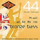 Rotosound Phosphor Bronze Medium Gauge Roundwound Bass Strings (40 60 80 100)