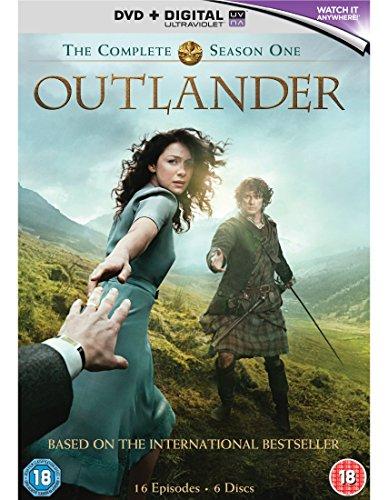 Outlander (2014) - Full Season 01 - Set [Reino Unido] [DVD]