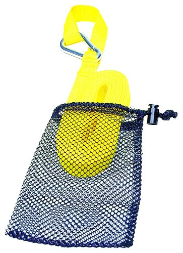 kwik-tek-ts-15-pwc-tow-strap-with-stainless-steel-hook-and-mesh-bag