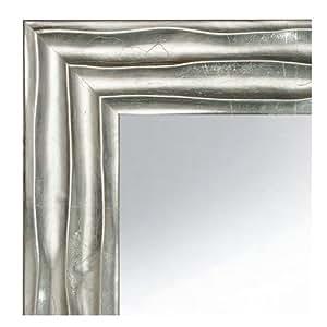 spiegel barcelona silber 50x70 cm komplett mit. Black Bedroom Furniture Sets. Home Design Ideas