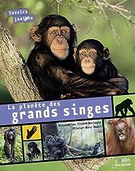 La Planete des Grands Singes - Savoirs Juniors