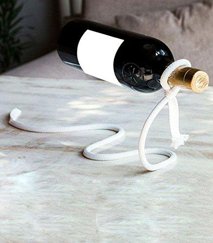 Lasso Weinflaschenhalter, Design: Magisches Seil