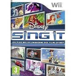 Disney Sing It - Les plus belles chansons des films Disney + micro