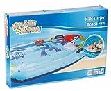 No Name (foreign brand) Splash & Fun Kindersurfer Beach Fun + finestra Luftmatratze