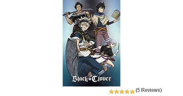 Papier Glac/é 150g Pyramid International Poster Black Cover Magic Multicolore 61x91,5cm