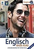 Englisch gehirn-gerecht, Basis-Kurs, CD-ROM Gehirn-gerecht Englisch lernen, Computerkurs Linguajet. 31 Min.
