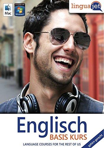 Englisch gehirn-gerecht, Basis-Kurs, CD-ROM Gehirn-gerecht Englisch lernen, Computerkurs Linguajet....