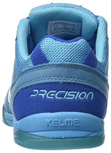 Kelme Precision Color, Scarpe da Ginnastica Basse Unisex – Adulto Turchese (Turquoise)