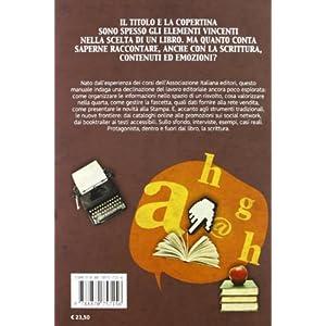 Comunicare il libro. Dalla quarta al web