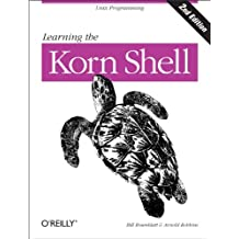 Learning the Korn Shell: Unix Programming