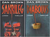 Sakrileg / Diabolus (2 Thriller) - Dan Brown