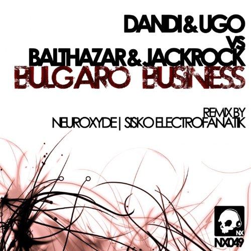 Balthazar & JackRock - Black Rock
