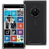 Funda Para Nokia Lumia 830 . Funda Carcasa Transparente Protectora De NEVEQ®, Suave, Clara De TPU Cubierta Antigolpes Flexible De Calidad Superior.