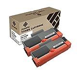 ZOOMTEC Tonerkassette TN2320 schwarz für Brother Brother HL-L2300D, HL-L2340DW, HL-L2360DN, HL-L2365DW, DCP-L2500D, DCP-L2520DW, DCP-L2540DN, DCP-L2560DW, MFC-L2700DN, MFC-L2700DW, MFC-L2720DW, MFC-L2740DW (2 Pack)