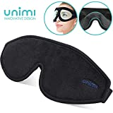 Eye Mask for Sleeping, Unimi 3D Contoured Sleep Mask & Blindfold for Men