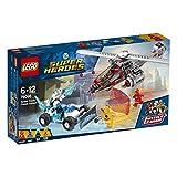 LEGO - DC Comics Super Heroes - Le combat de glace - 76098 - Jeu de Construction