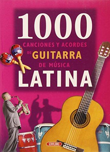 1000 CANCIONES GUITARRA MUSICA LATINA por Coleccion