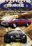 American Musclecar: Ford Fairlane Gt & Talladega [Import USA Zone 1]
