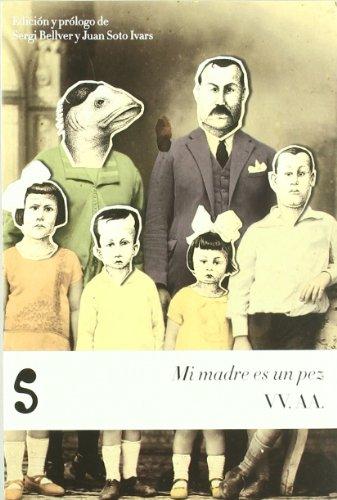 Portada del libro Mi Madre Es Un Pez (Miradas)