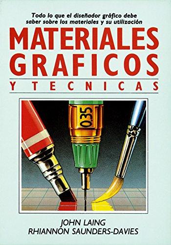 Materiales gráficos y técnicas. (Artes, técnicas y métodos)