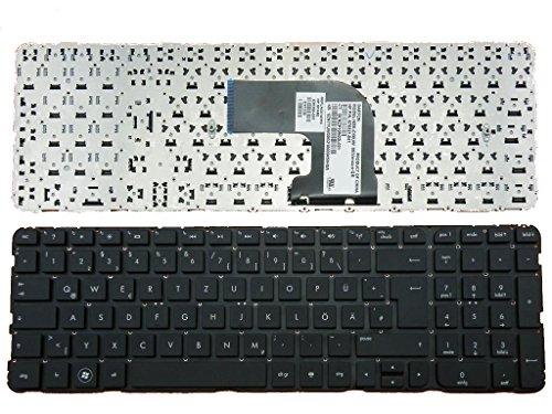 Tastatur für HP Compaq Pavilion DV6T-7000 Deutsch NEU Schwarz (Ohne Rahmen, ohne Folie)
