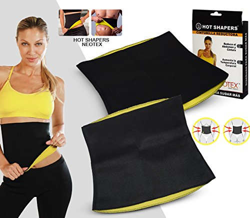 Rapid Hot Body Fat Remover Shaper Belt for Slim & Beautiful Waist - XXL Size ( waist 32-34)  available at amazon for Rs.219