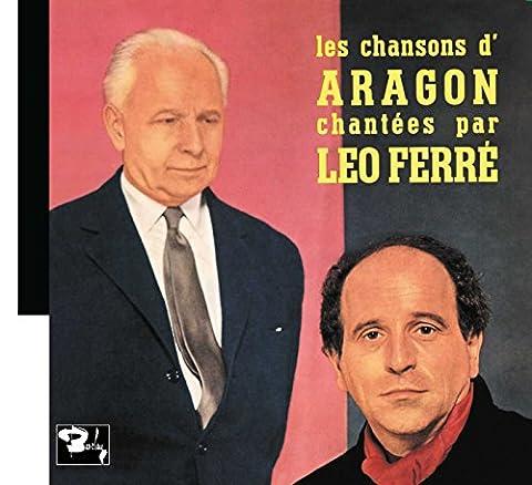 Léo Ferré chante Aragon, volume 2