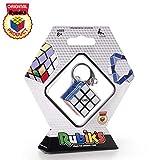Rubik's Cube Porte-clés | Accessoire 3x3 Mini-Cube Porte-clé, Jouet Puzzle de Voyage