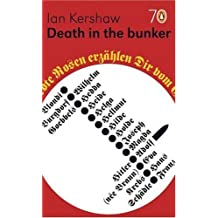 Death in the Bunker (Pocket Penguins 70's) by Ian Kershaw (2005-05-06)