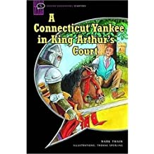 Oxford Bookworms Starters: Comic-strip: 250 Headwords: A Connecticut Yankee in King Arthur's Court