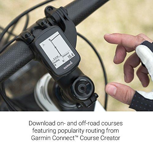 Garmin Edge 130 GPS Bike Computer, Black