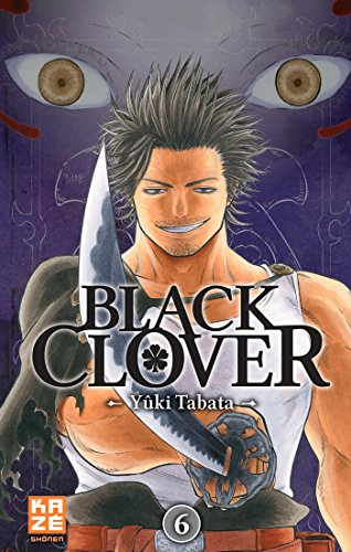 Black Clover T06 par Yuki Tabata