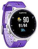 Garmin Forerunner 230 HR Smartwatch mit 16 Std Laufzeit