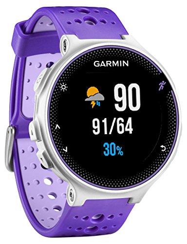 Garmin Forerunner 230 - Pack con reloj de carrera y pulsometro premium