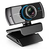 Logitubo HD Webcam 1080P/1536P Live Streaming Kamera mit Dual-Mikrofone Web Cam Funktioniert mit XBox One/PC/Macbook/ TV Box Unterstützung OBS/Facebook/YouTube