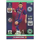 Champions League Adrenalyn XL 2014/2015 Lionel Messi 14/15 Master by Panini