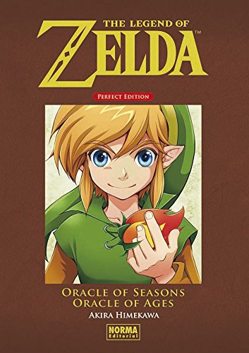 The Legend of Zelda Perfect Edition: Oracle of Seasons  y Oracle of Ages