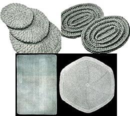 Heizplatte und Tischset Muster zum häkeln