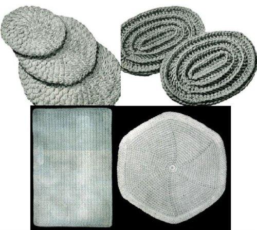 Placa caliente y salvamantel patrones para Crochet por Unknown