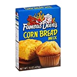 Famous Daves Corn Bread Mix 425g Box